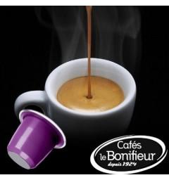 Capsules arôme chocolat compatibles Nespresso ®