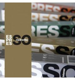 Espresso Ristretto compatibles with Nespresso ®.
