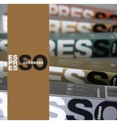 Cremoso by Espresso, Nespresso ® compatible capsules.