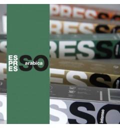Espresso Arabica capsules compatibles Nespresso ®
