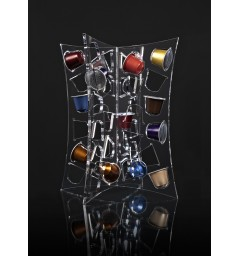 Nespresso® Rectangle Capsule Holder