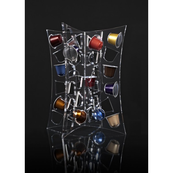 nespresso rectangle shape capsule