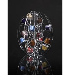 Support Capsules Nespresso® Design Ovale