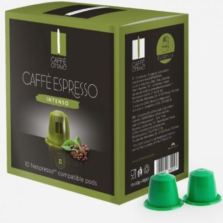 Caffè Ottavo Intenso compatibles Nespresso®