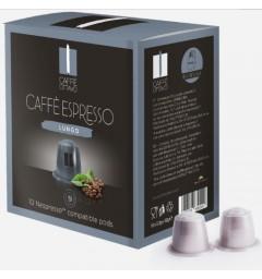 Lungo by Ottavo coffee, Nespresso® compatible capsules.