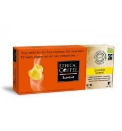 Lungo SUPREME Ethical-coffee compatibles Nespresso ®