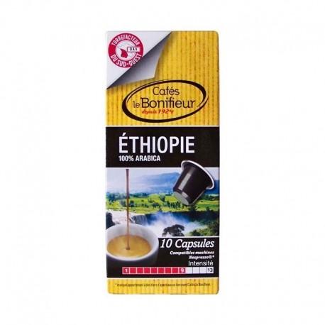 The Bonifieur Capsules Nespresso compatible Ethiopia