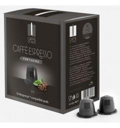 Capsules Fortissimo Caffè Ottavo Nespresso compatible