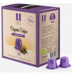Capsules Organic Caffè Ottavo compatibles Nespresso®