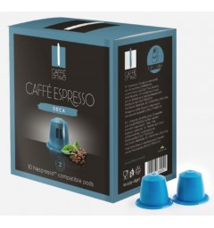 Capsules DECA compatibles Nespresso ® de Caffè OTTAVO