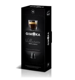 Capsules Vellutato compatibles Nespresso Gimoka