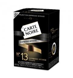 Carte Noire N ° 13 - Nespresso compatible capsules