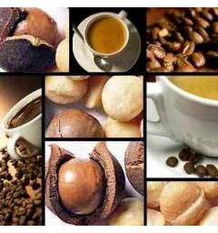Café aromatisé Noix de MACADAMIA