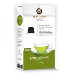 Gunpowder Tea Capsules for Nespresso