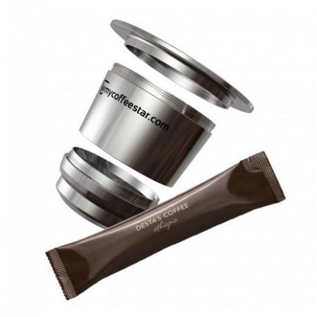 Mycoffeestar capsules compatibles Nespresso