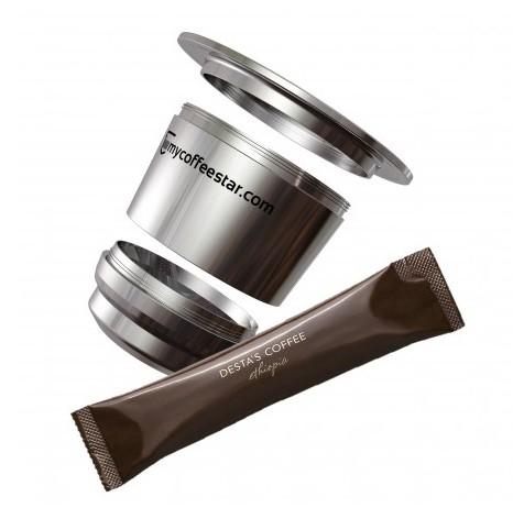 Capsule delta compatible nespresso