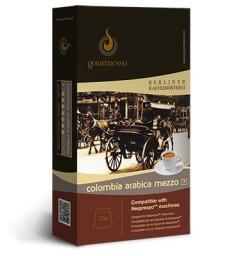 Colombia arabica capsules compatibles Nespresso ® de Gourmesso