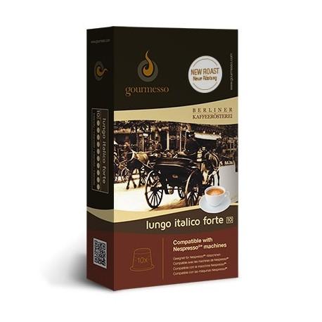 Lungo Italien Forte pour Nespresso