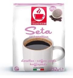 Dosettes Seta Bonini compatibles Senseo ®