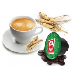 Ginseng capsules compatibles Lavazza Blue® Lavazza in Black®