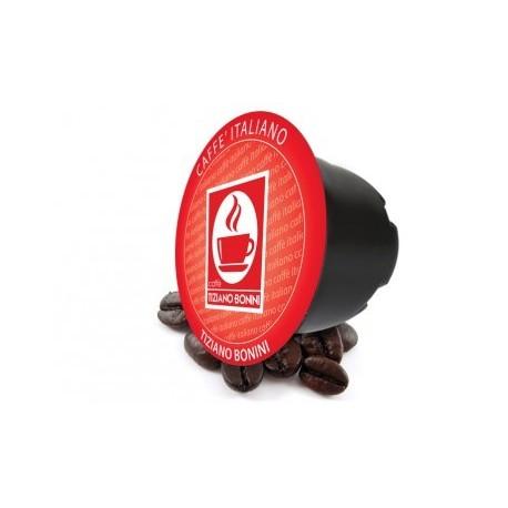 Intenso capsules compatibles avec Lavazza Blue® et Lavazza In Black®