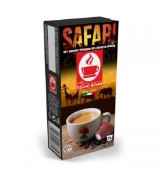 Nespresso ® compatible Safari capsules