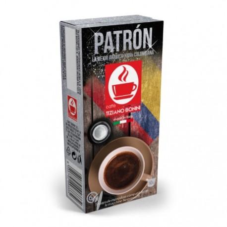 Capsules compatible Nespresso ® Pattern