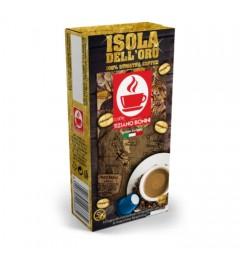 Capsules Isola dell'Oro compatibles Nespresso ®