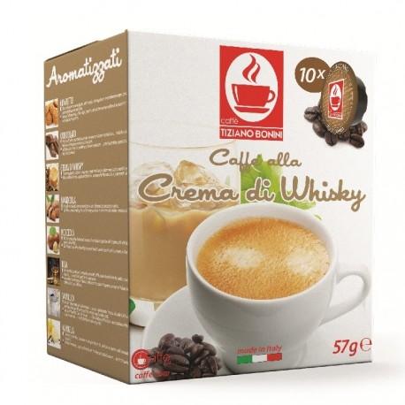 Capsules arôme Crème de Whisky compatibles Lavazza A Modo Mio®