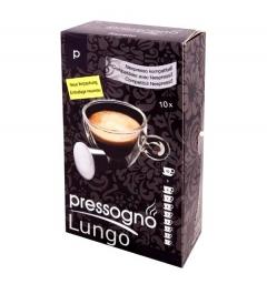 Lungo by Pressogno, Nespresso® compatible coffee capsules.