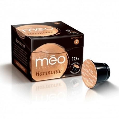Capsules Harmonie compatibles Nespresso ®