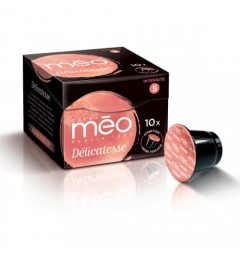 Nespresso ® Compatible Capsules compatible with the brand Méo