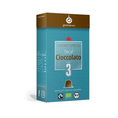 capsules d ca chocolat compatibles nepsresso de caf biologique. Black Bedroom Furniture Sets. Home Design Ideas