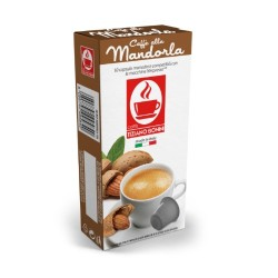 Almond flavoured Caffè Bonini, Nespresso® compatible pods.