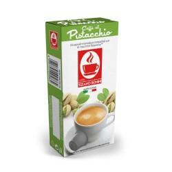 Capsules arôme Pistache compatibles Nespresso ® de Caffè Bonini