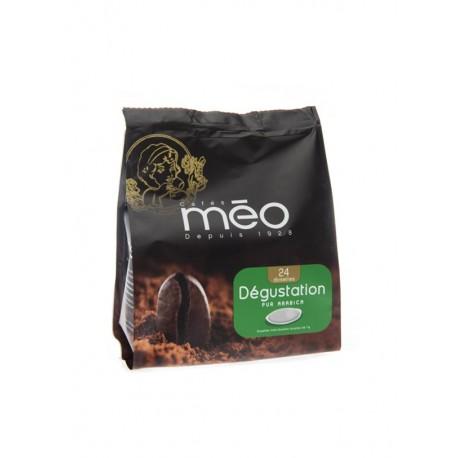 Dosettes Méo Dégustation compatibles Senseo ®