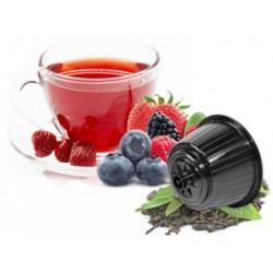 Tisane Fruits des bois compatibles Dolce Gusto ®