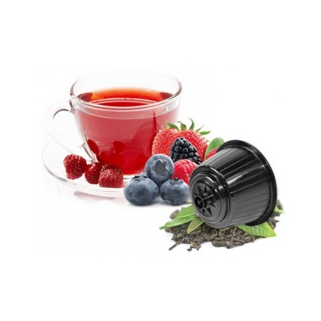 Herbal Teas Dolce Gusto ® Compatible Wood Fruit