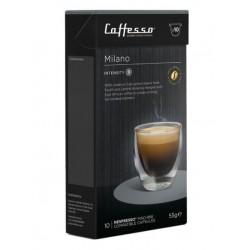 Caffesso Milano capsules compatibles Nespresso®