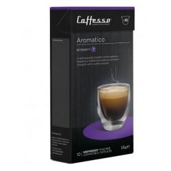 Aromatico capsules compatibles Nespresso ® de Caffesso