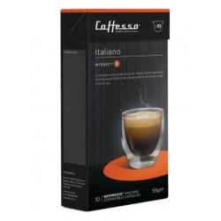 Italiano capsules compatibles Nespresso ® de Caffesso