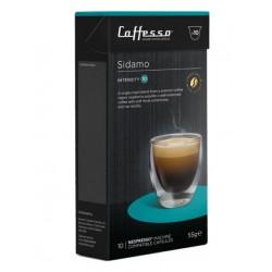 Sidamo capsules compatibles Nespresso ® Caffesso