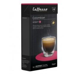 Colombian Nespresso ® compatible capsules Caffesso