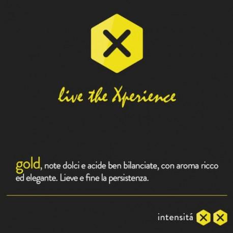 Gold Xpresso Nespresso ® compatible capsules