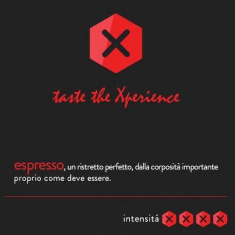 Espresso espresso capsules compatible Nespresso ® Xpresso