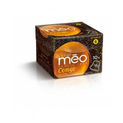 Congo by Méo, Nespresso® compatible coffee capsules.