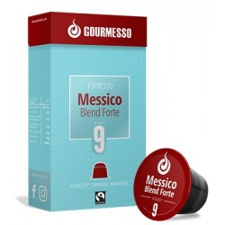 Messico Strong Nespresso compatible Gourmesso capsules