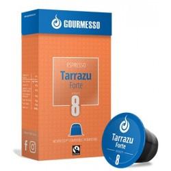 Tarrazu Forte capsules Gourmesso compatibles Nespresso ®