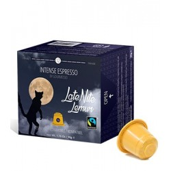 Capsules Late Nite Lemur Gourmesso compatibles Nespresso ®