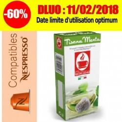 Capsules de thé Menthe compatibles Dolce Gusto ®